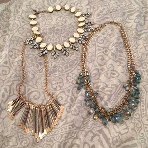 Trio of jewels